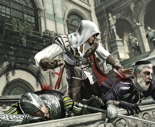 Assassin's Creed 2 - how charming
