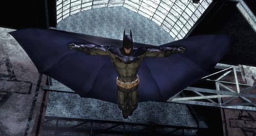 Weeeeeeee! - Batman: Arkham Asylum