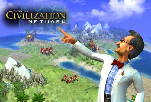 Civilization Network - it's coming!