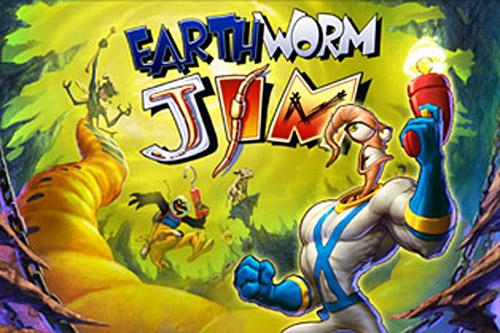 Earthworm Jim - looking good!