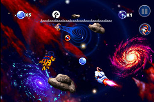 Earthworm Jim - a d-pad would suffice