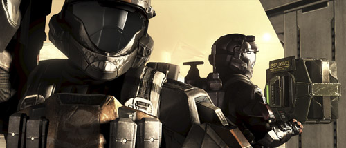 """What was that?"" - Halo 3: ODST"