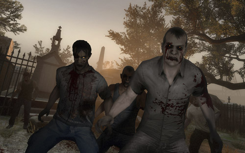 Left 4 Dead 2 will make you as happy as these guys