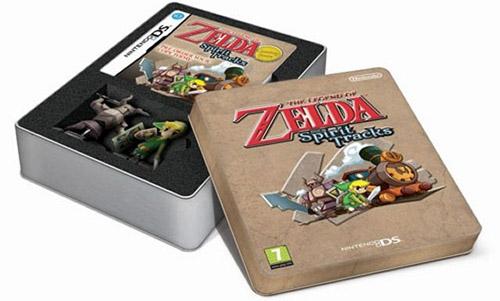 The Legend of Zelda: Spirit Tracks - me wantee!