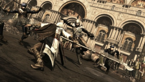 Assassin's Creed II - May I have this dance?