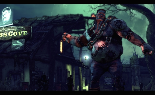 Borderlands - Zombie Island of Dr. Ned