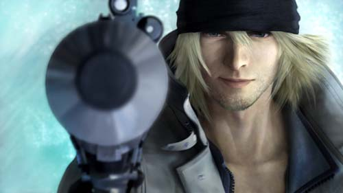 Final Fantasy XIII - What a big gun you have...in my face