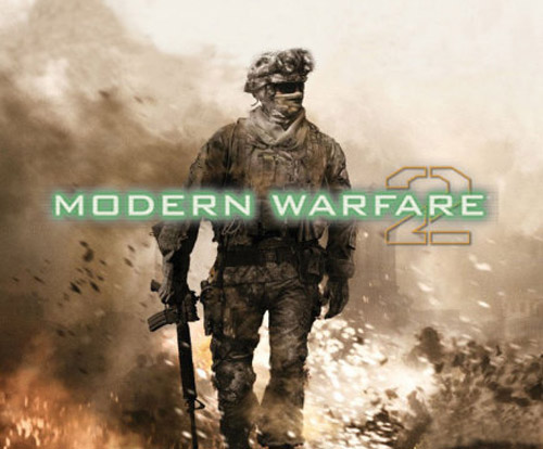 Modern Warfare 2 - box art from platformnation.com