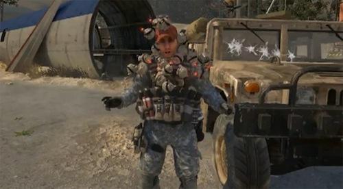 Modern Warfare 2 - tsk tsk Infinity Ward