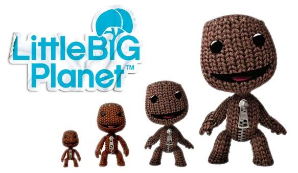 LittleBigPlanet - Sackboy toys