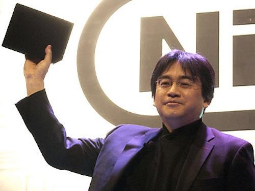 Satoru Iwata - demos coming soon